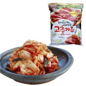 Kimchi Coreano De Col